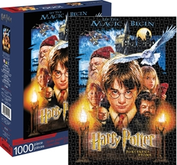 Picture of Harry Potter and the Sorcerer's Stone 1000-Piece Puzzle