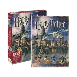 Picture of Harry Potter Hogwarts 1000-Piece Puzzle