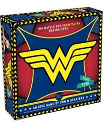 Picture of DC Comics Wonder Woman Road Trip Board Game