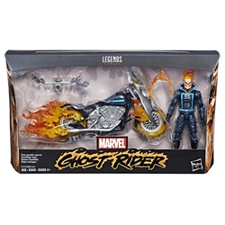 Picture of Ghost Rider Marvel Legends Ultimate Action Figure