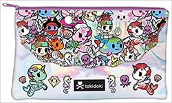Picture of Tokidoki Mermicorno Pencil Case