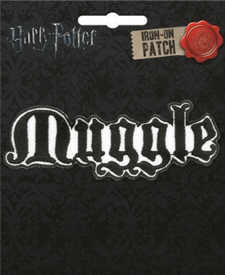 harrypottermugglepatch