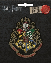Picture of Harry Potter Hogworts Crest Patch