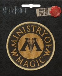 Picture of Harry Potter Ministry of Magic Patch