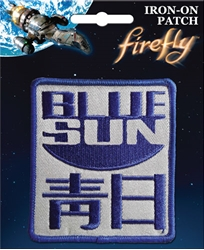 Picture of Firefly Blue Sun Patch