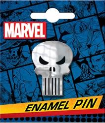 Picture of Punisher Skull Enamel Pin