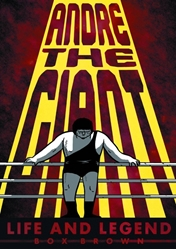 Picture of Andre the Giant Life and Legend SC