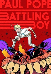 Picture of Battling Boy GN VOL 01