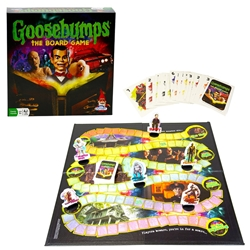 Picture of Goosebumps Board Game