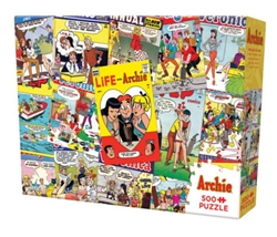 Picture of Archie Covers 500 Piece Puzzle