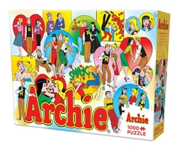 Picture of Archie Classic 1000 Piece Puzzle