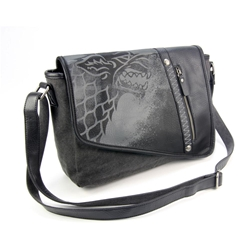 Picture of Game of Thrones House Stark Mini Messenger Bag