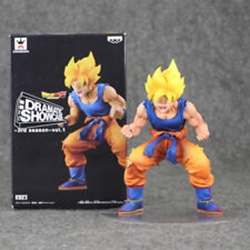 Picture of Dragon Ball Z Super Saiyan Son Goku Figure