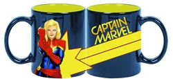 Picture of Captain Marvel Coffee Mug