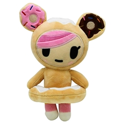 "Picture of Donutella 8.5"" Plush"