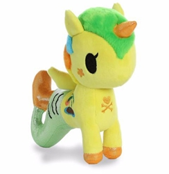 Picture of Mermicorno Tropica Plush