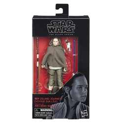 """Picture of Star Wars Rey Island Journey Black Series 6"""" Action Figure"""