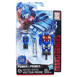 Picture of Transformers Vector Prime Prime Master Power of the Primes Action Figure
