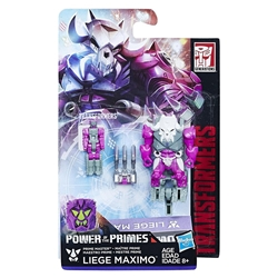 Picture of Transformers Liege Maximo Prime Master Power of the Primes Action Figure