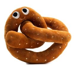 Picture of Yummy Wolrd Pretzel Plush