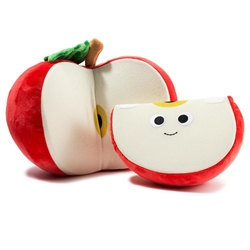 Picture of Yummy Wolrd Red Apple Plush