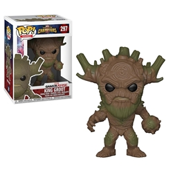Picture of Pop Games Marvel Contest of Champions King Groot Vinyl Figure