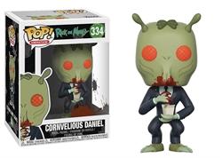 Picture of Pop Animation Rick and Morty Cornvelious Daniel Vinyl Figure