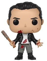 Picture of Pop Television Walking Dead Negan Clean Shaven Vinyl Figure