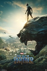 Picture of Black Panther One Sheet Poster