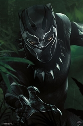 Picture of Black Panther T'Challa Poster