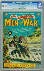 Picture of All-American Men of War #6