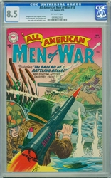 Picture of All-American Men of War #18