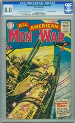 Picture of All-American Men of War #19