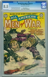 Picture of All-American Men of War #2