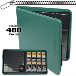 Picture of Z-Folio 12-Pocket LX Album Teal