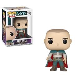 Picture of Pop Comics Saga The Will Vinyl Figure