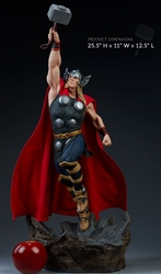 Picture of Thor Avengers Assemble Statue