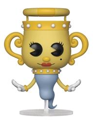 Picture of Pop Games Cuphead Legendary Chalice Vinyl Figure
