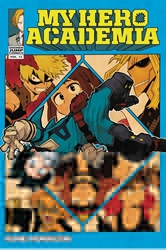 Picture of My Hero Academia Vol 12 SC