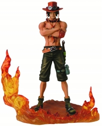 Picture of One Piece Portgas D Ace DXF Brotherhood II Statue