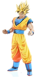 Picture of Dragon Ball Z Son Goku Master Stars Statue