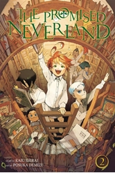 Picture of Promised Neverland Vol 02 SC