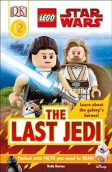 Picture of LEGO Star Wars Last Jedi SC DK Readers Level 2