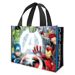 Picture of Avengers Large Recycled Shopper Tote