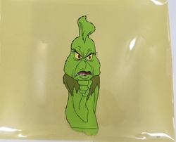 Picture of How the Grinch Stole Christmas Film Cel