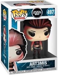 Picture of Pop Movies Ready Player One Art3mis Vinyl Figure