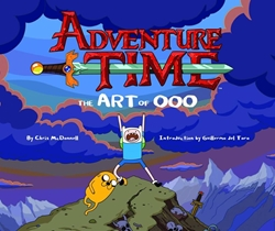 Picture of Adventure Time Art of Ooo HC