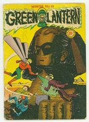 Picture of Green Lantern #14