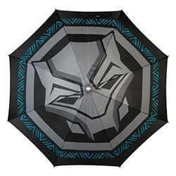 Picture of Black Panther LED Large Umbrella