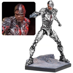 Picture of Cyborg Justice League Iron Studios Statue